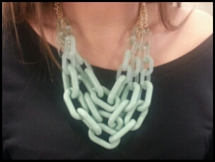 seafoamchainnecklace