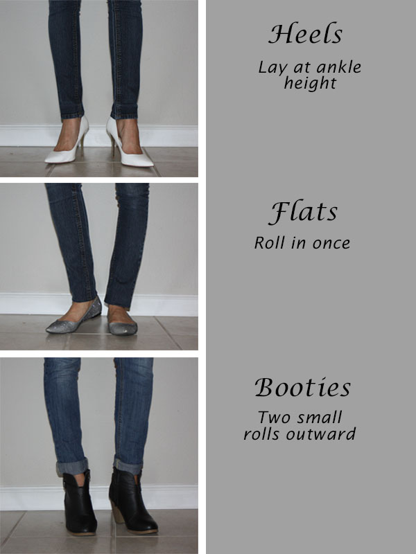 Friday's Fashion Tip: Skinny Jeans Guideline « Santana Style