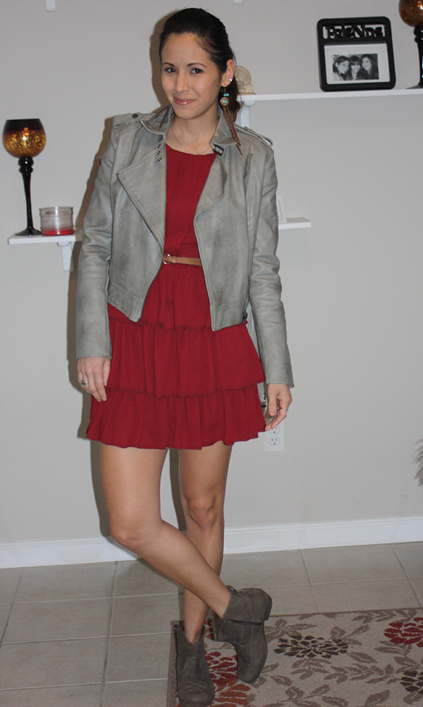 leather-jacket-red-dress-booties-vday